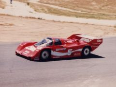 Akin/Mullen Porsche 962