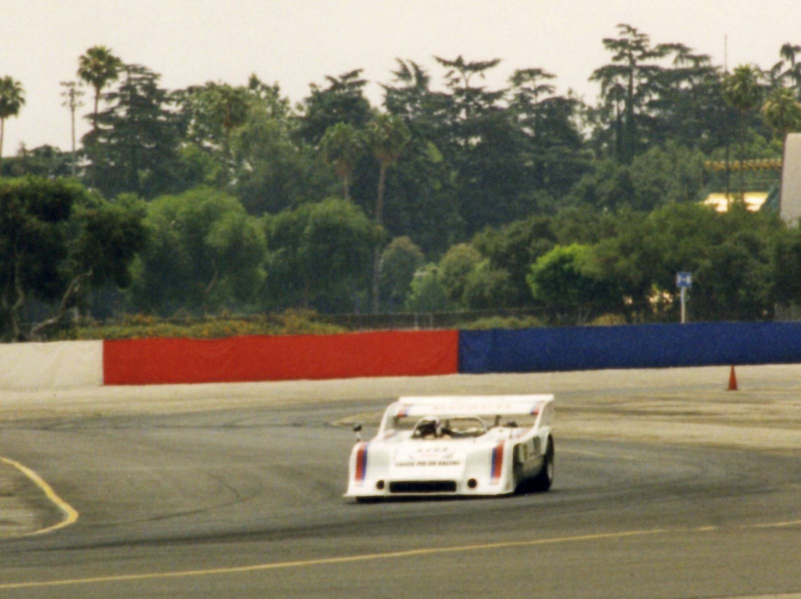 Porsche 917 at Pomona Vintage Races