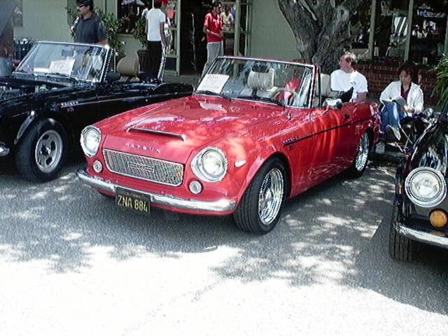 Tom Prather's Roadster