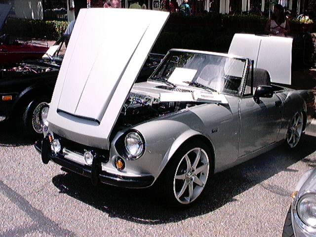Antichrome Roadster