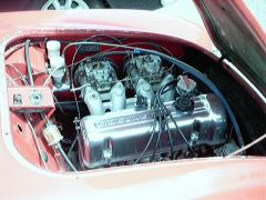 1960 Fairlady Roadster, with L20B
