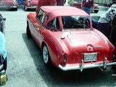 1960 Fairlady Roadster rear