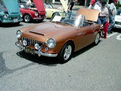 1963 3 Seater Roadster, single carb 1500