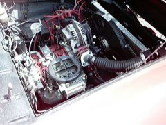 Rotary Powered Roadster engine