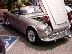 Eddie's SR powered Roadster
