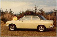 My first car - circa 1979