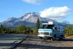 GMC at Mt Shasta