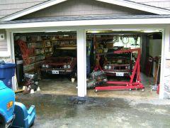 Brenda's Garage