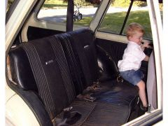flipper back seat