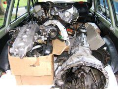 mid engine VG30 wagon!