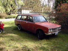 donko II 1972 wagon