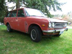 1972 Datsun 510 SW