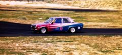 Colorful GT-4 510 at Buttonwillow ('95)