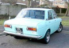 1970 Datsun 1300  Project