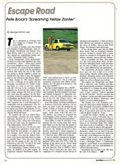 Screaming Yellow Zonker article
