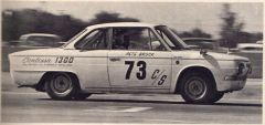 The first BRE race car?