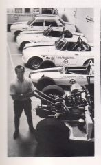 Bondurant School Cars