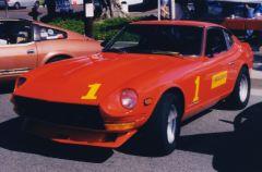 Bob Bondurant's Restored 240Z