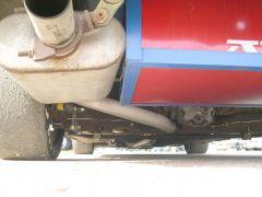 Rear Undershot of Robert's 510