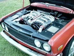 Z32 VG30dett powered 510