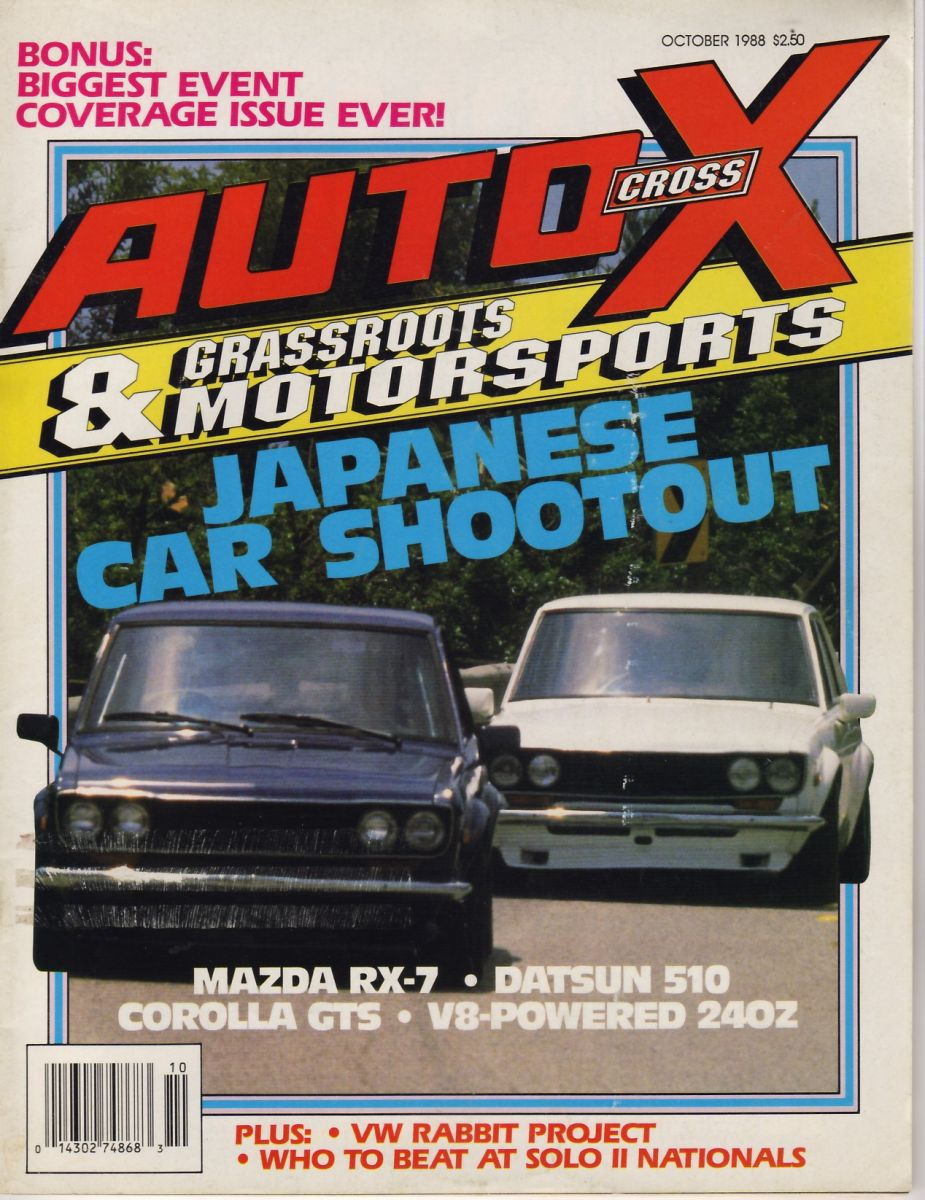 AutoX Mag- Best Ever Cover