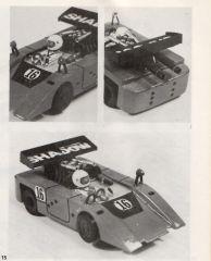 Custom AFX Shadow Mk1 Racer