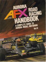 AFX Road Racing Handbook Vol III, 1979