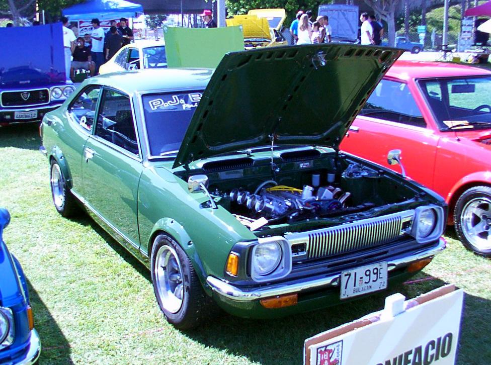 Green Corolla (1 of 2)