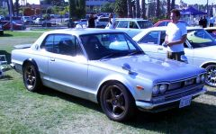 Early Skyline GT-R