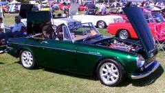 Green Roadster