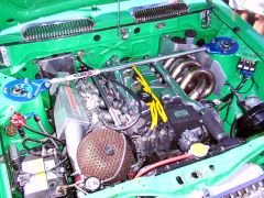 Supercharged Corolla