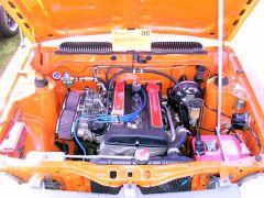 Orange Corolla (2 of 2)