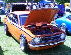 Orange Corolla (1 of 2)