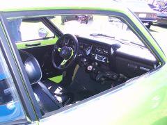 Super clean Honda interior