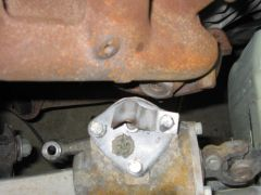 Exhaust Manifold Clearance