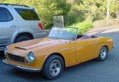 '66 Roadster (AKA: 1600 Sports)