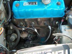 Engine Shot 1200cc E1 60HP