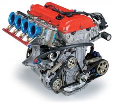 SR20DE Race Engine