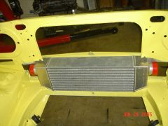 Old spearco intercooler