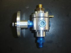 Fuel regulator,and adaptor