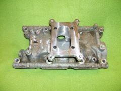 Intake Manifold for Holley 500cfm 2 barrel Carburetor