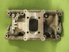 VG30 carbed intake manifold