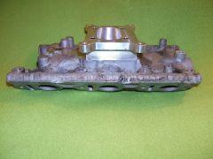 modified VG30 TBI manifold