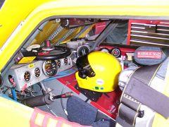 RX-510 Cockpit