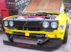 RX-510 Front End