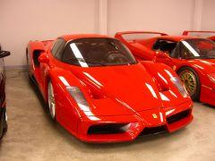 Ferrari Enzo - Angle