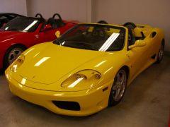 Ferrari 360 Spdyer