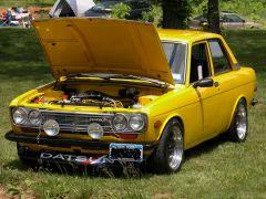 Angel's Turbo CA18 2 Door
