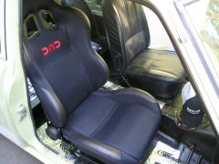 New Dynamic Auto Design (DAD) Seats