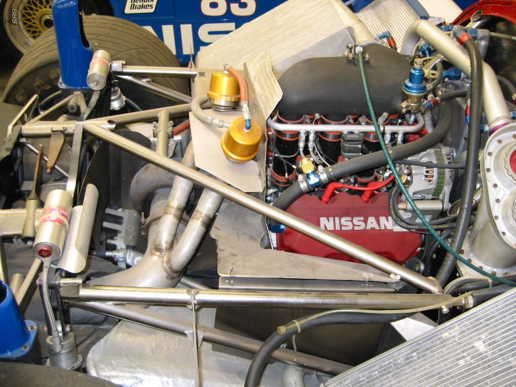 IMSA GTP VG30